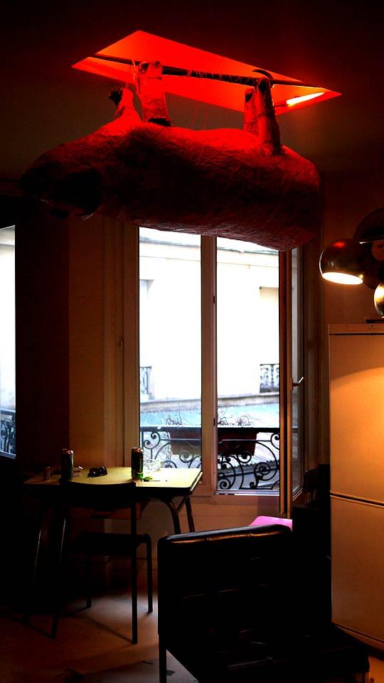 Un trois pièces, Paris