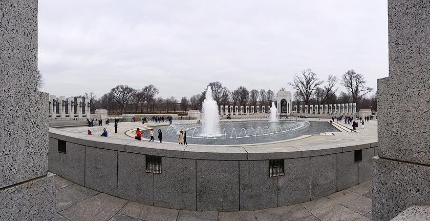 voyage-usa-washington-National-World-War-II-Memorial01