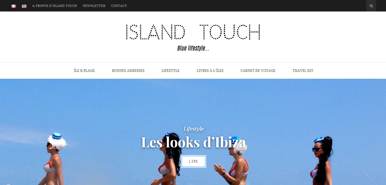 island-touch