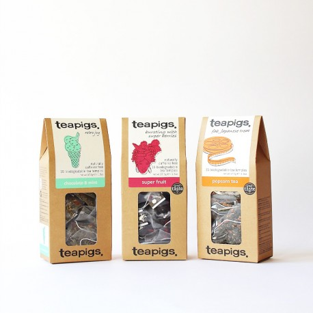 thes-teapigs-chocolate-mint-popcorn-et-infusion-super-fruit-carton-15-sachets