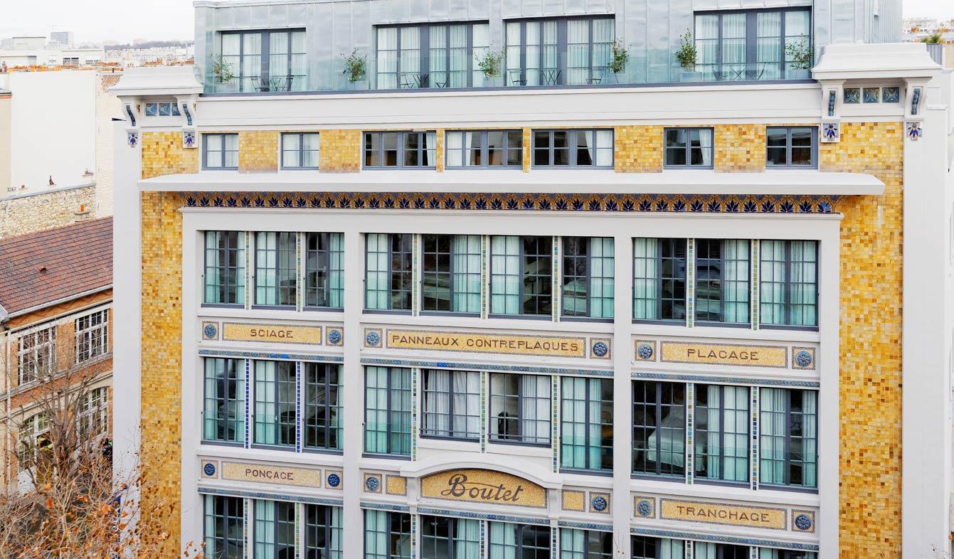 hôtel 5* Bastille Boutet