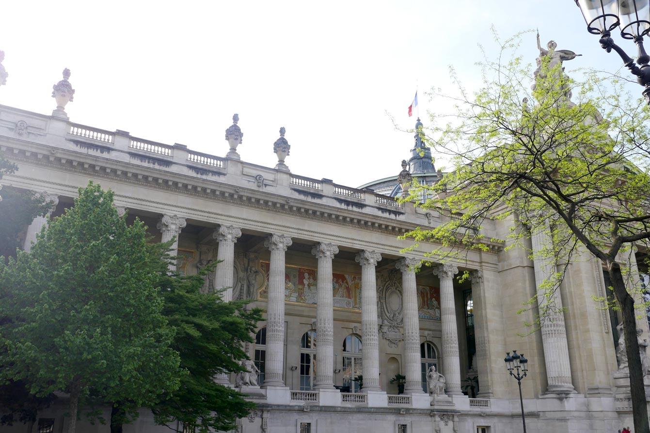 Colonnes du Grand Palais