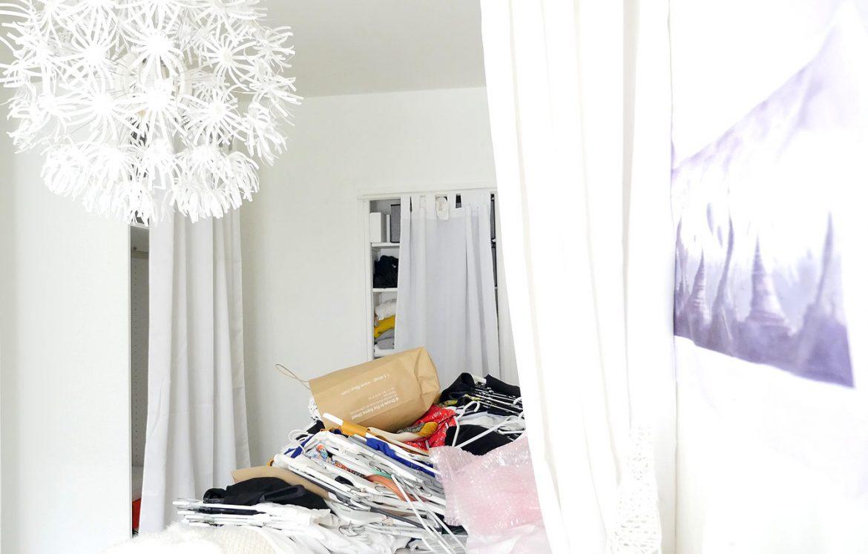 Comment j 39 ai recycl mon meuble ikea - Ikea caisson dressing ...