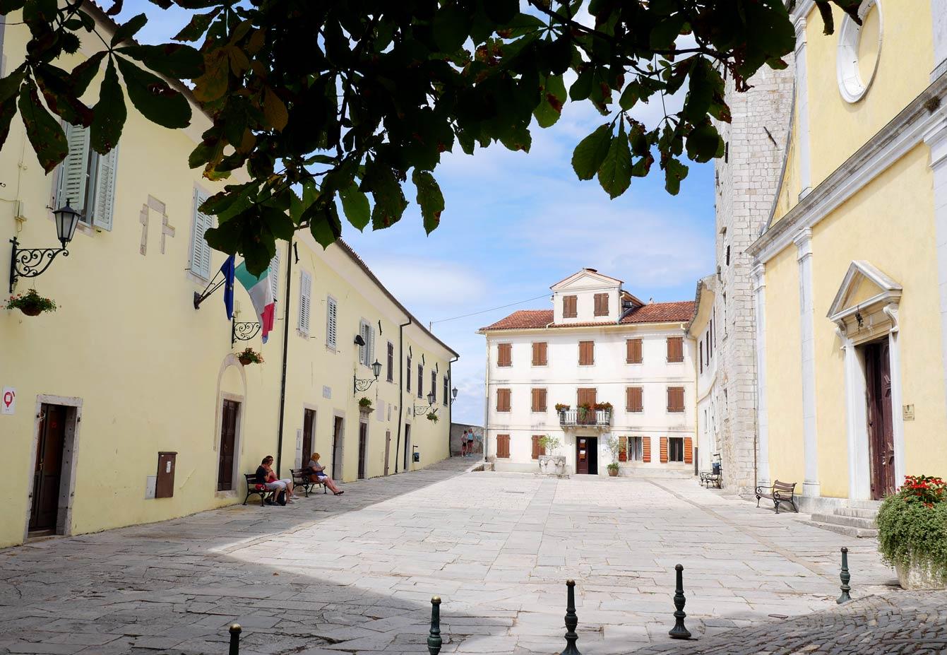 Motovun, Croatie
