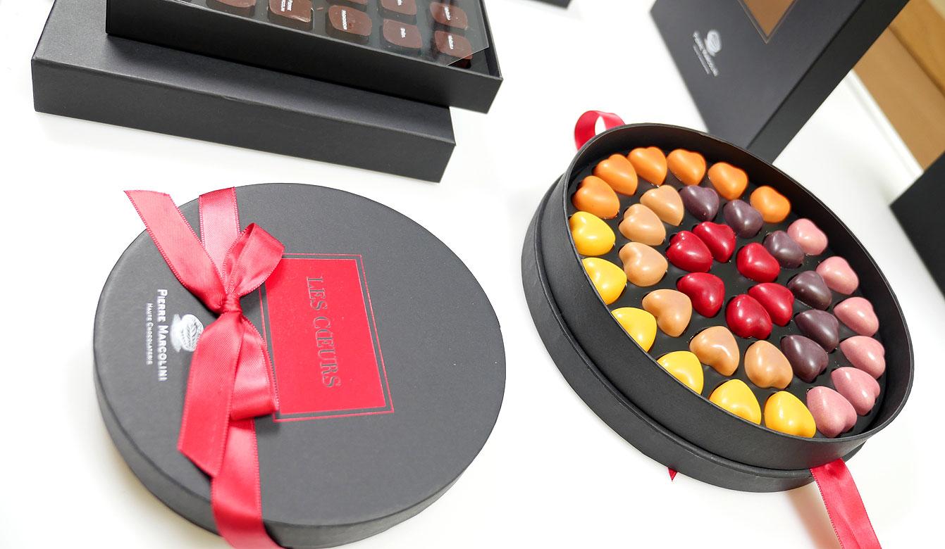 Chocolat Pierre Marcolini