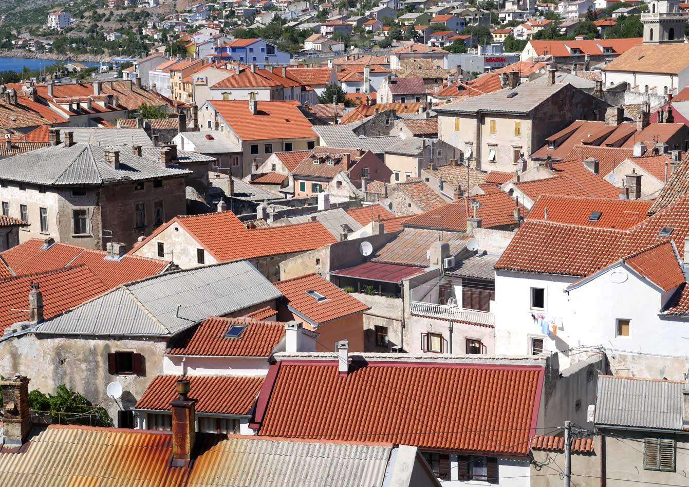 Senj, Croatie