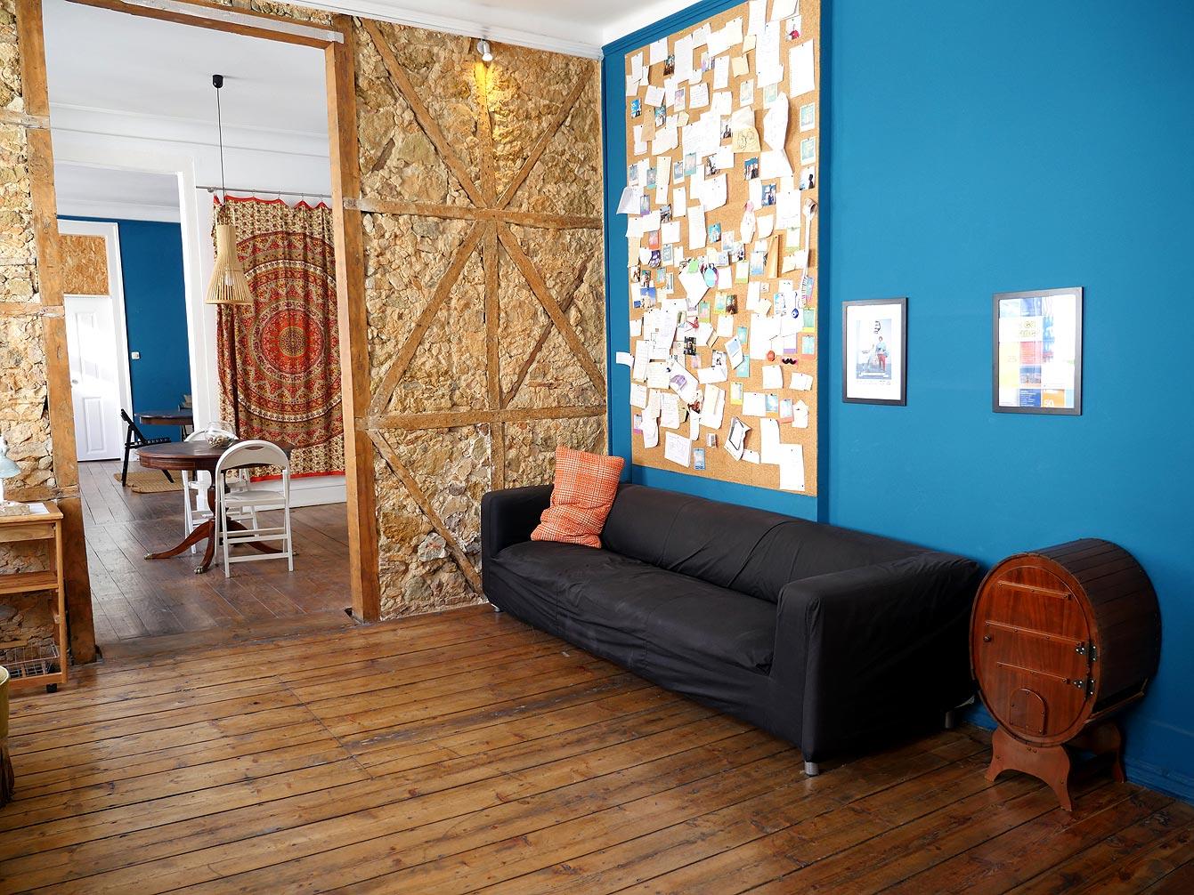 Lost Lisbon, Lisbonne, lounge