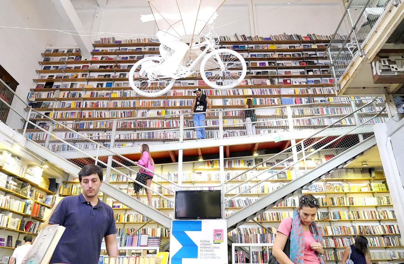 La Librairie de la LX Factory – Ler Devagar, Lisbonne