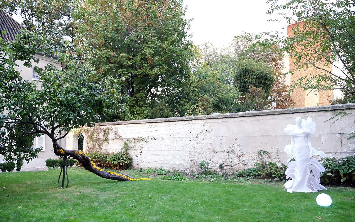 Les Jardins Renoir, Montmartre, Paris