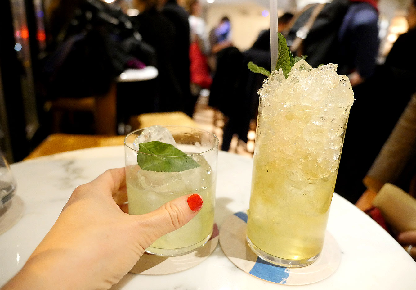 Resto bar cocktail : Bonhomie (Paris 10e)