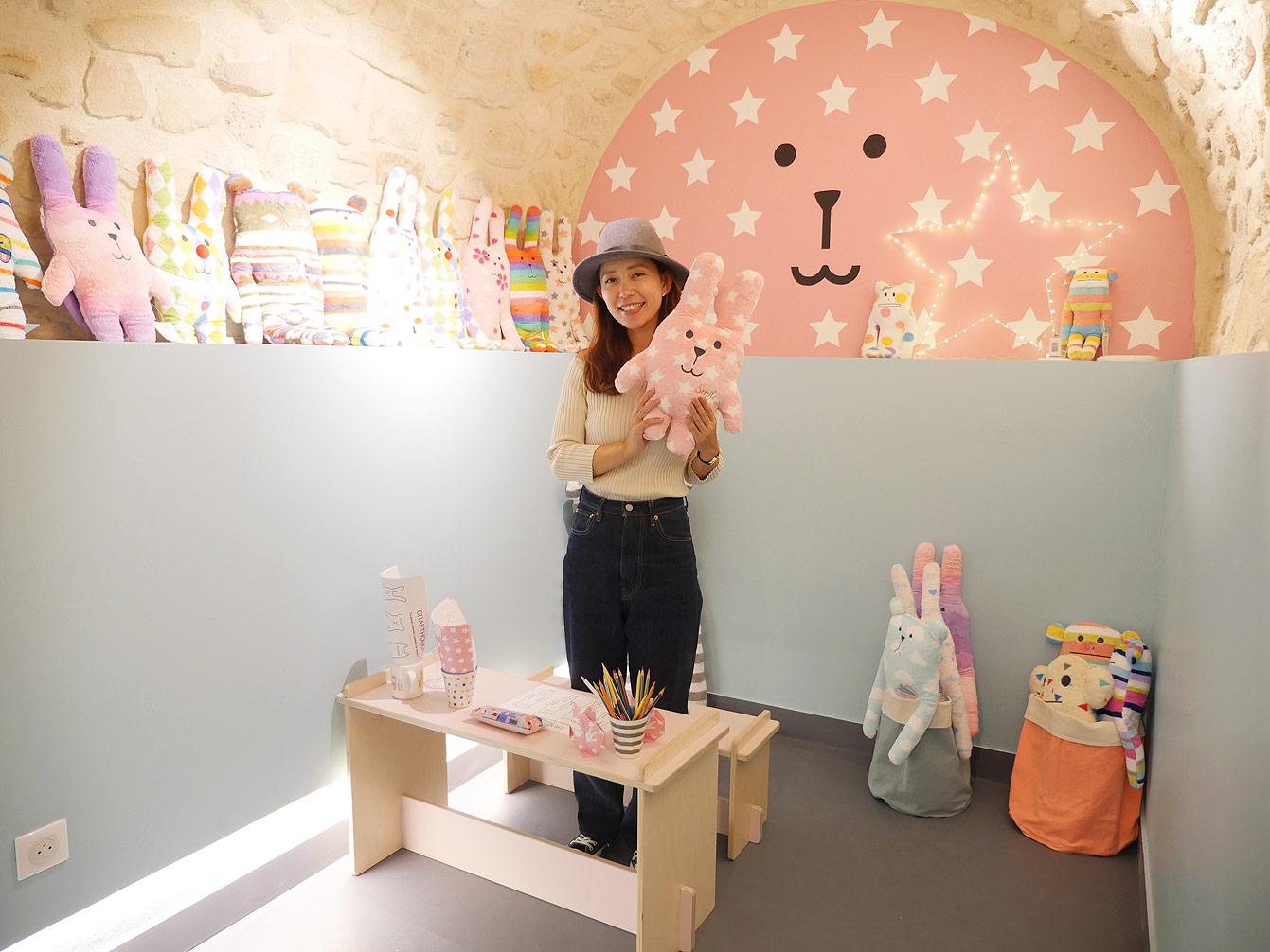 Craftholic, Ikuko Yamamoto