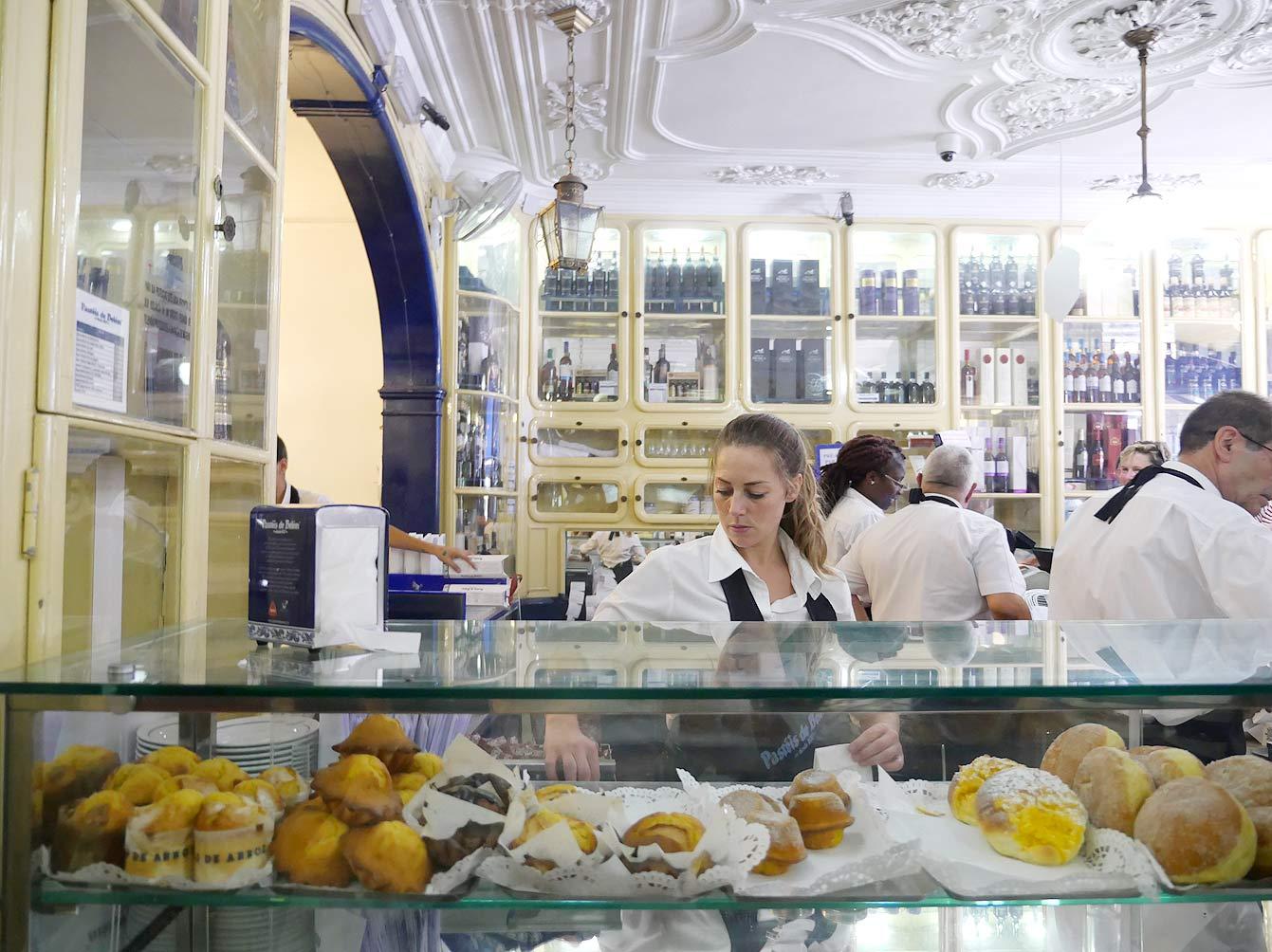 Pastéis de Belém, Lisbonne