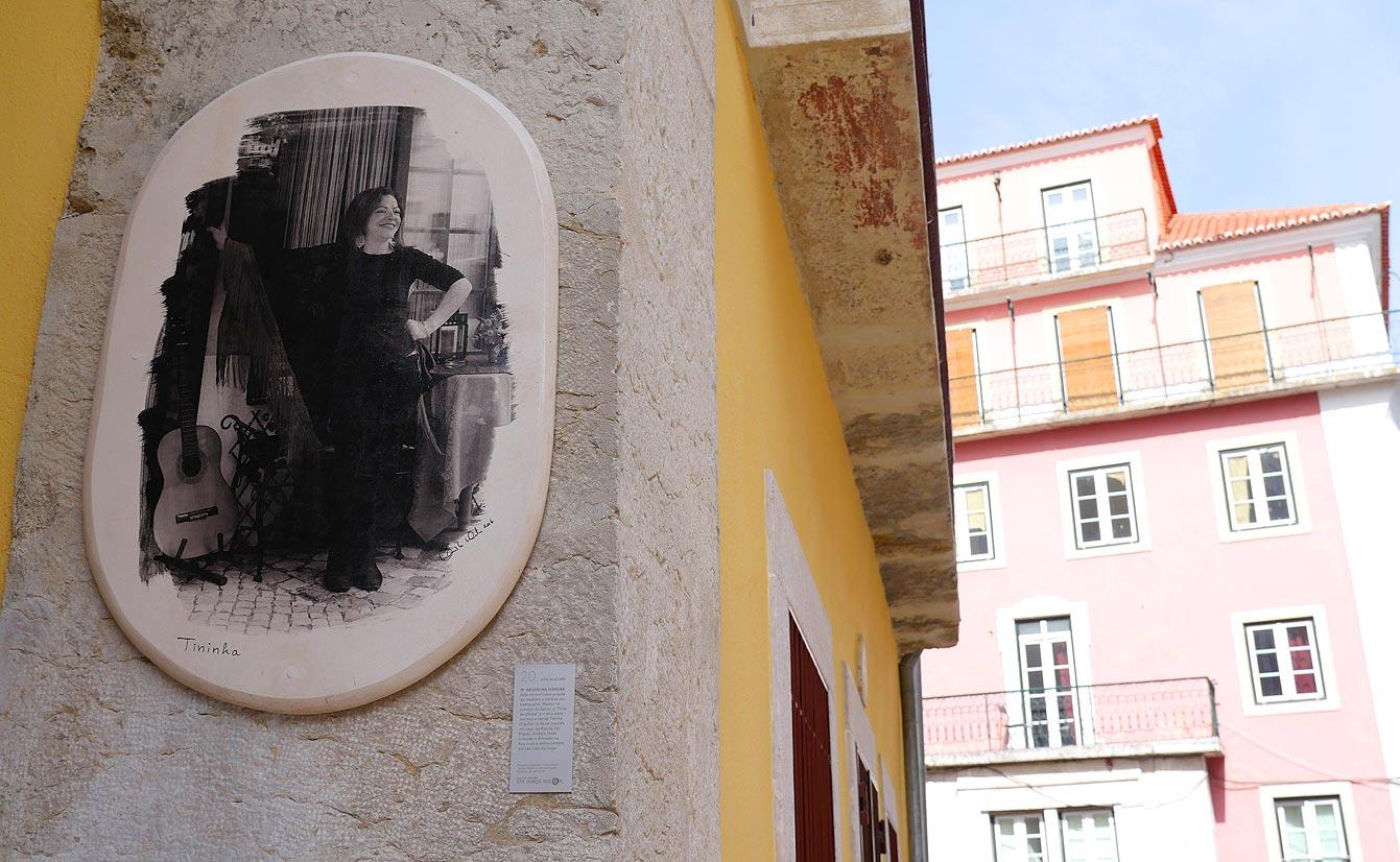 Quartier de l'Alfama, Lisbonne