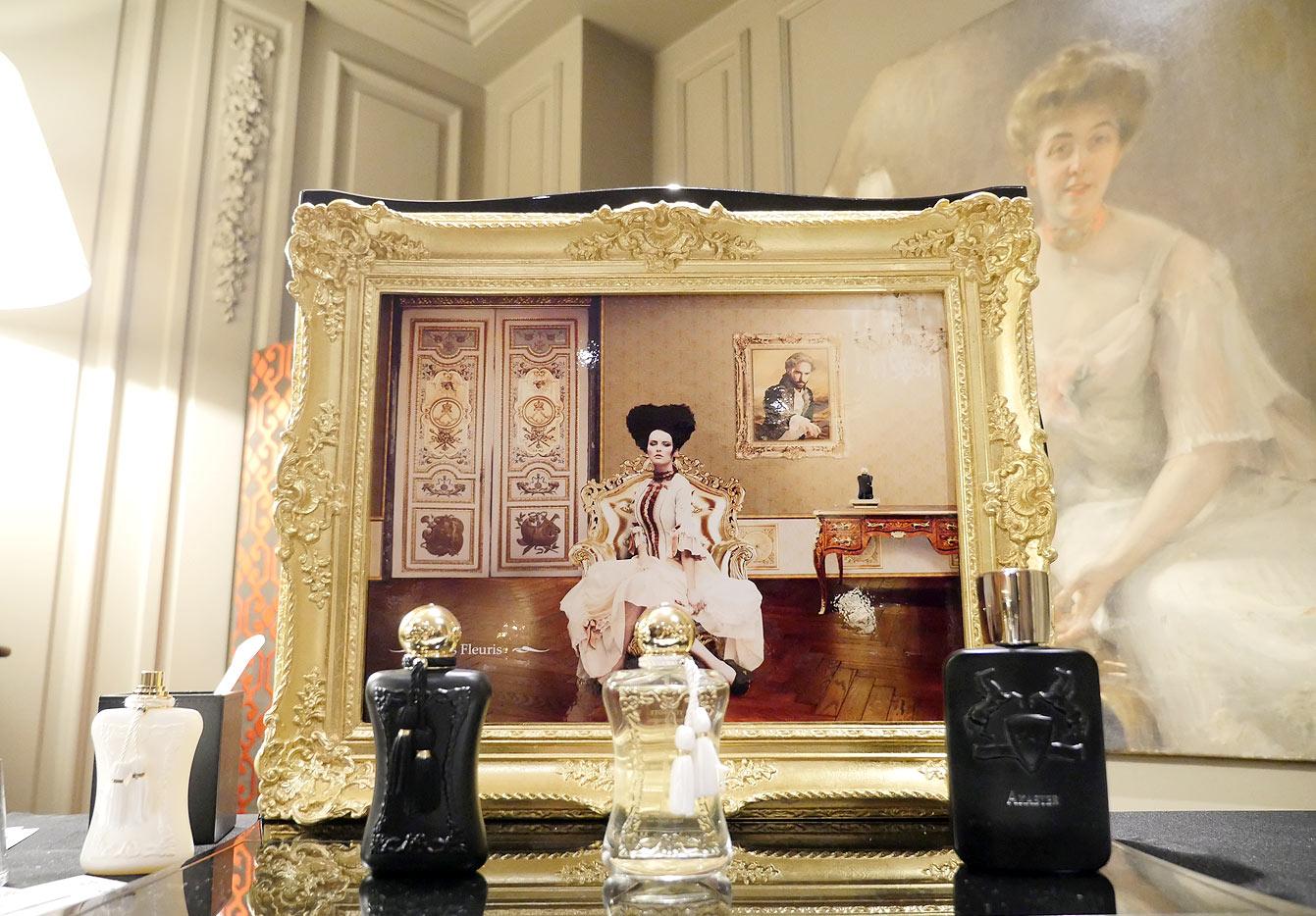 Les Parfums de Marly, une marque de prestige française : Méliora, Athalia...