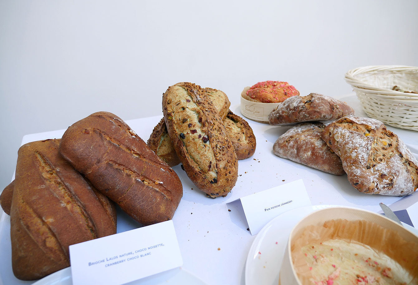 Frédéric Lalos, Meilleur ouvris de France boulanger