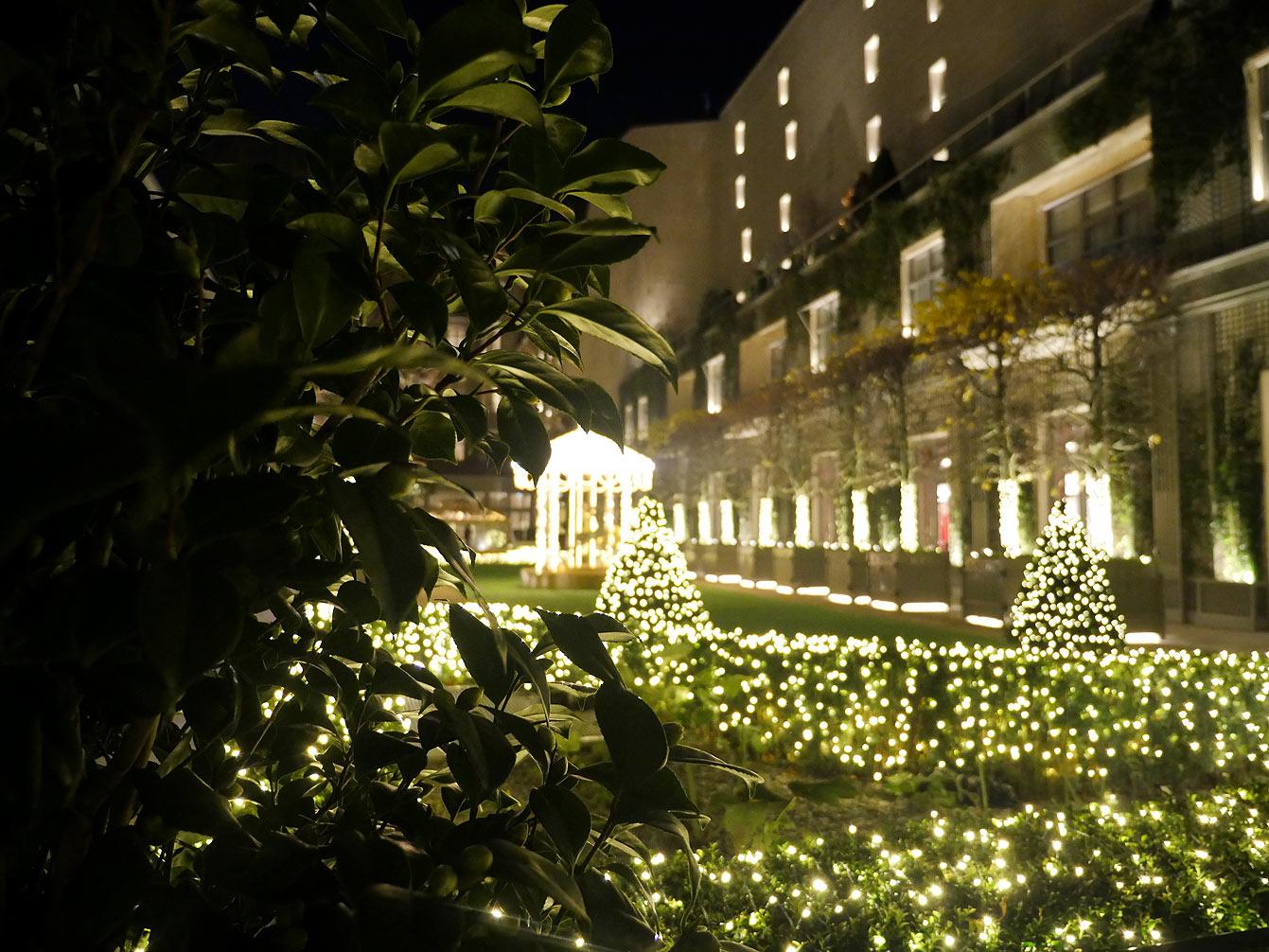 Jardins de l'Hôtel Ritz Paris