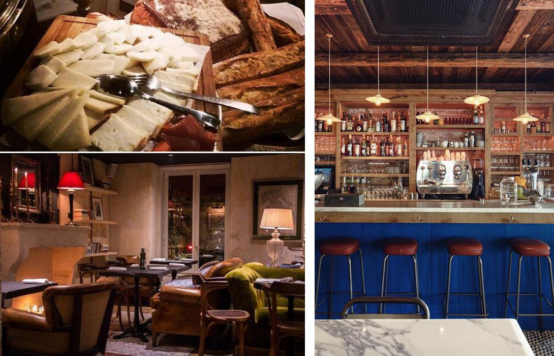carnet paris 6 anatolia village bar chocolat. Black Bedroom Furniture Sets. Home Design Ideas