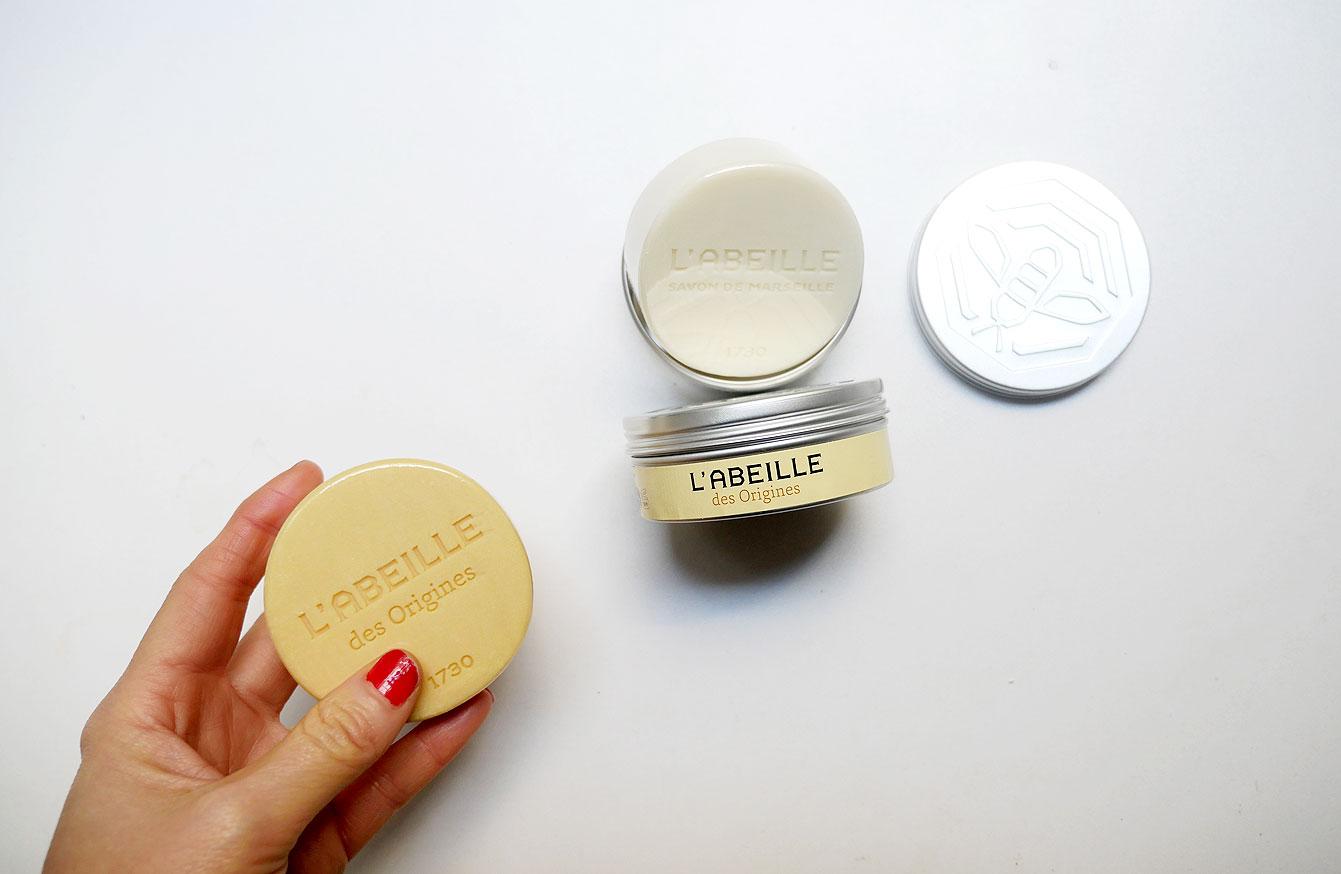 Le savon de Marseille blanc à l'huile d'olive, l'Abeille 1730