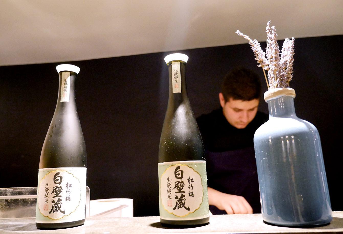 cuisine nikkei chez Uma