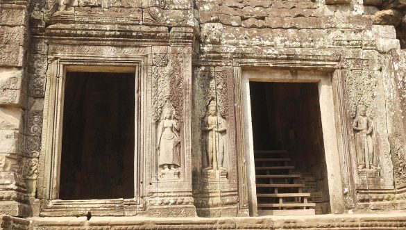 4 jours à Angkor et Siem Reap