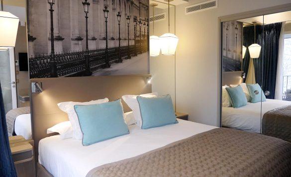 9 chambres d'hôtels d'exception pour une nuit en amoureux à Paris