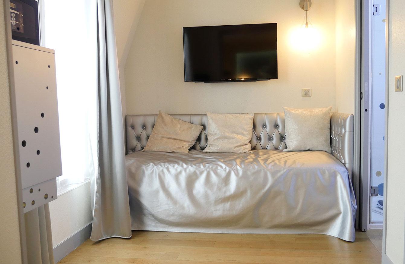 9 chambres d h tels d 39 exception pour une nuit en amoureux. Black Bedroom Furniture Sets. Home Design Ideas