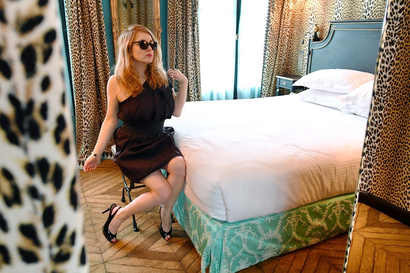 "Hotel de Jobo, chambre ""Incroyable"""