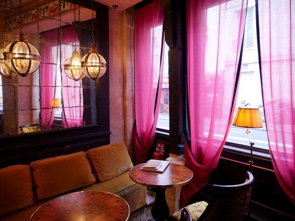 Hôtel de JoBo : plongeon dans l'univers de Joséphine (Paris 4e)