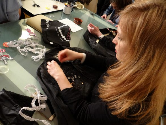 Boohoo Denim Workshop
