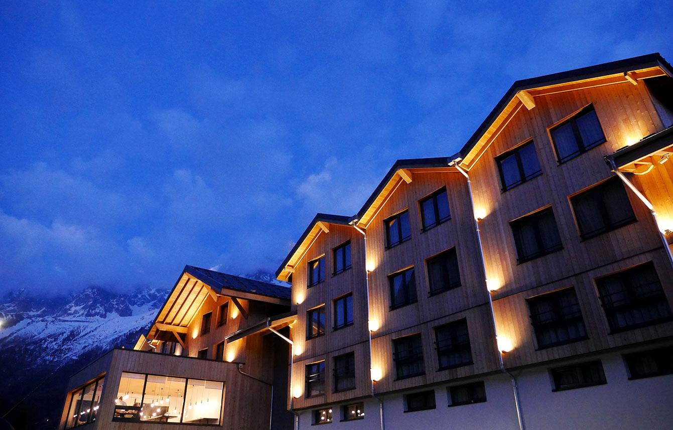 Rocky Pop hotel Chamonix