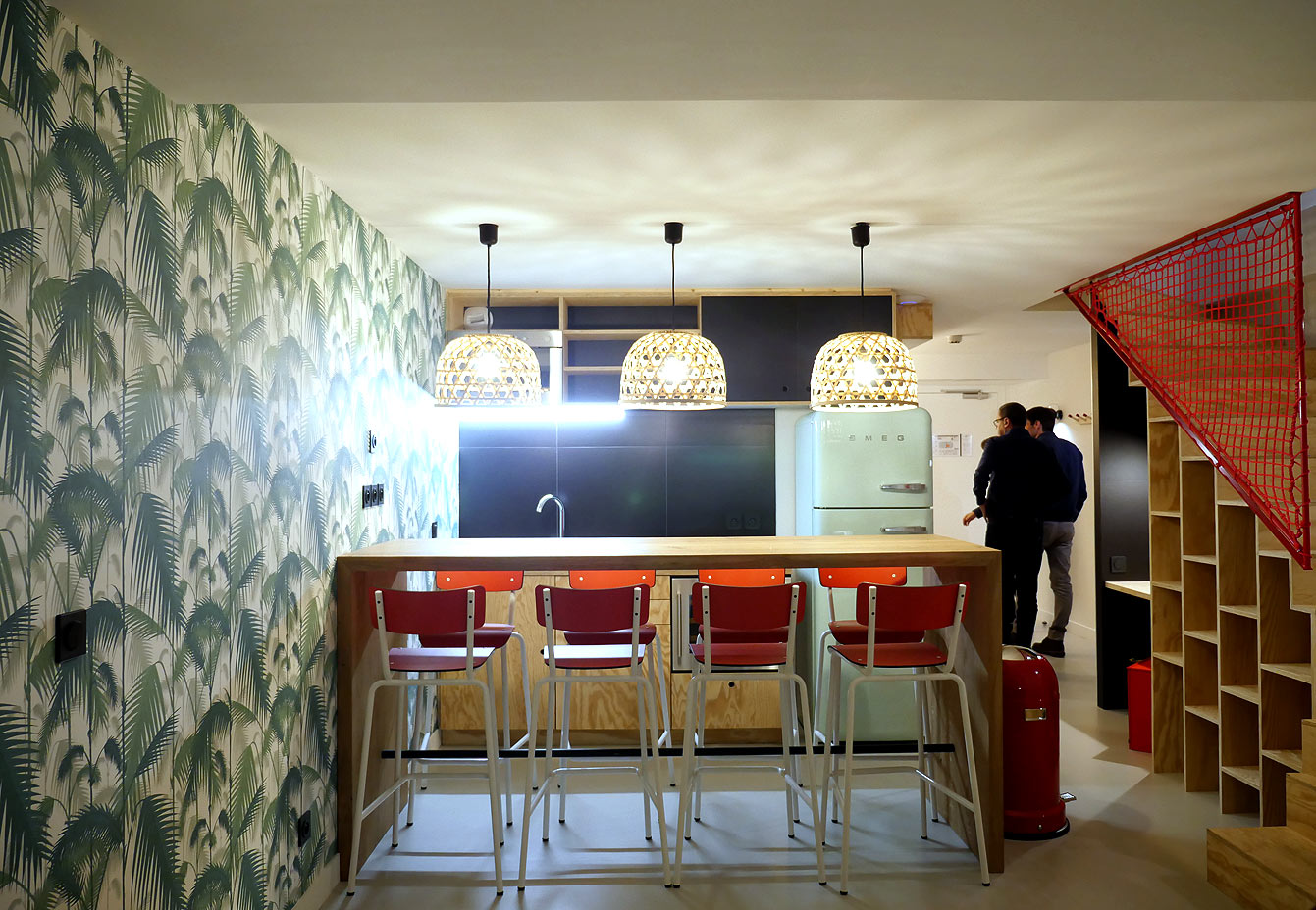 Penthouse, Rocky Pop hotel Chamonix