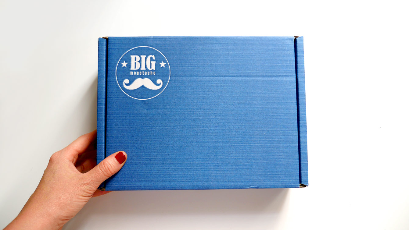 Le coffret Big Moustache