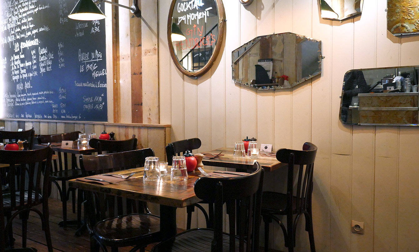 Le Bistro Burger des Grands Boulevards