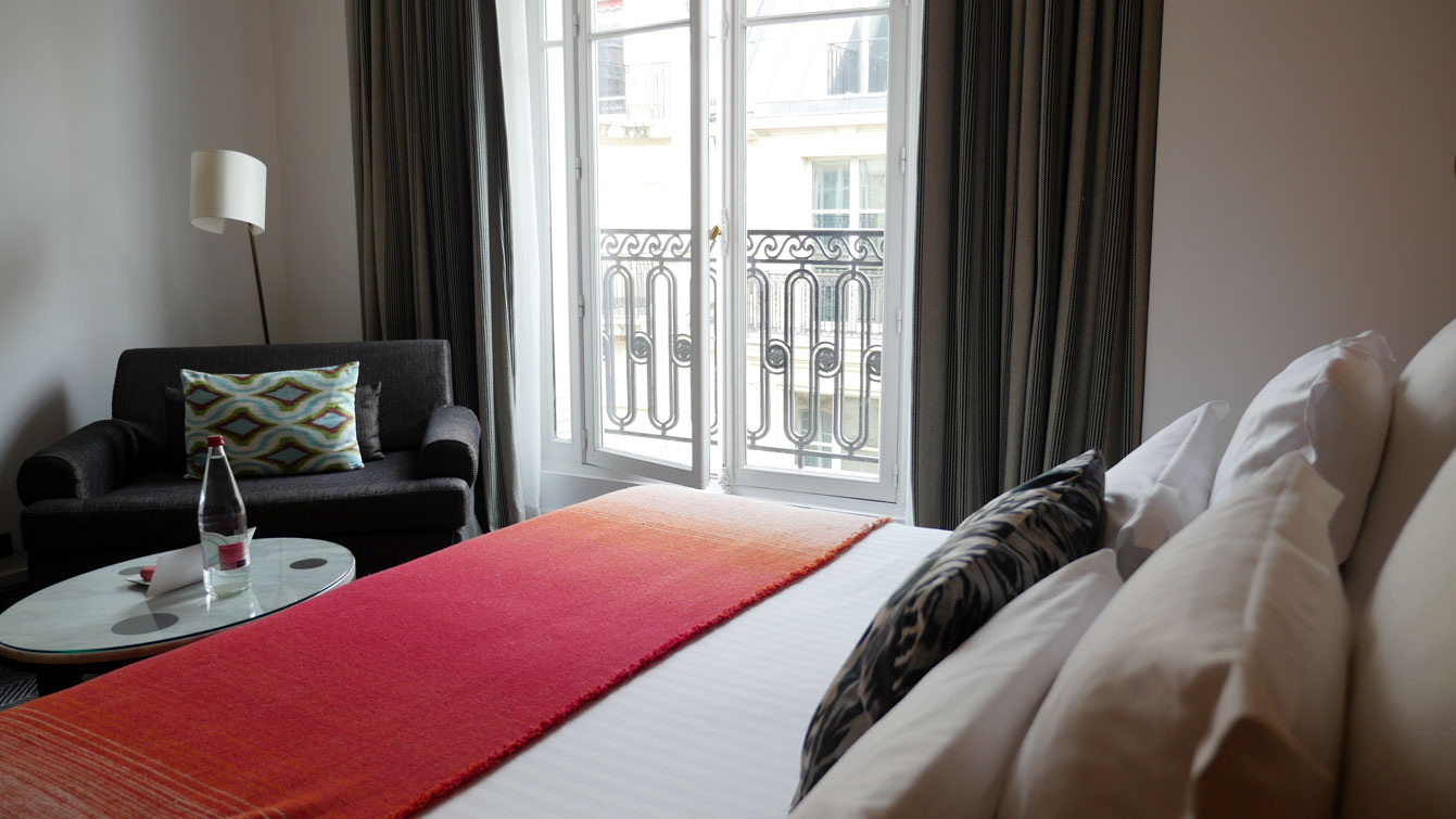 Chambre 504 hotel Vernet