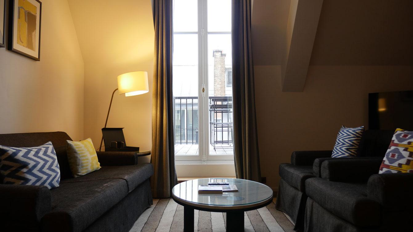 Suite Hôtel Vernet (Paris 8e)