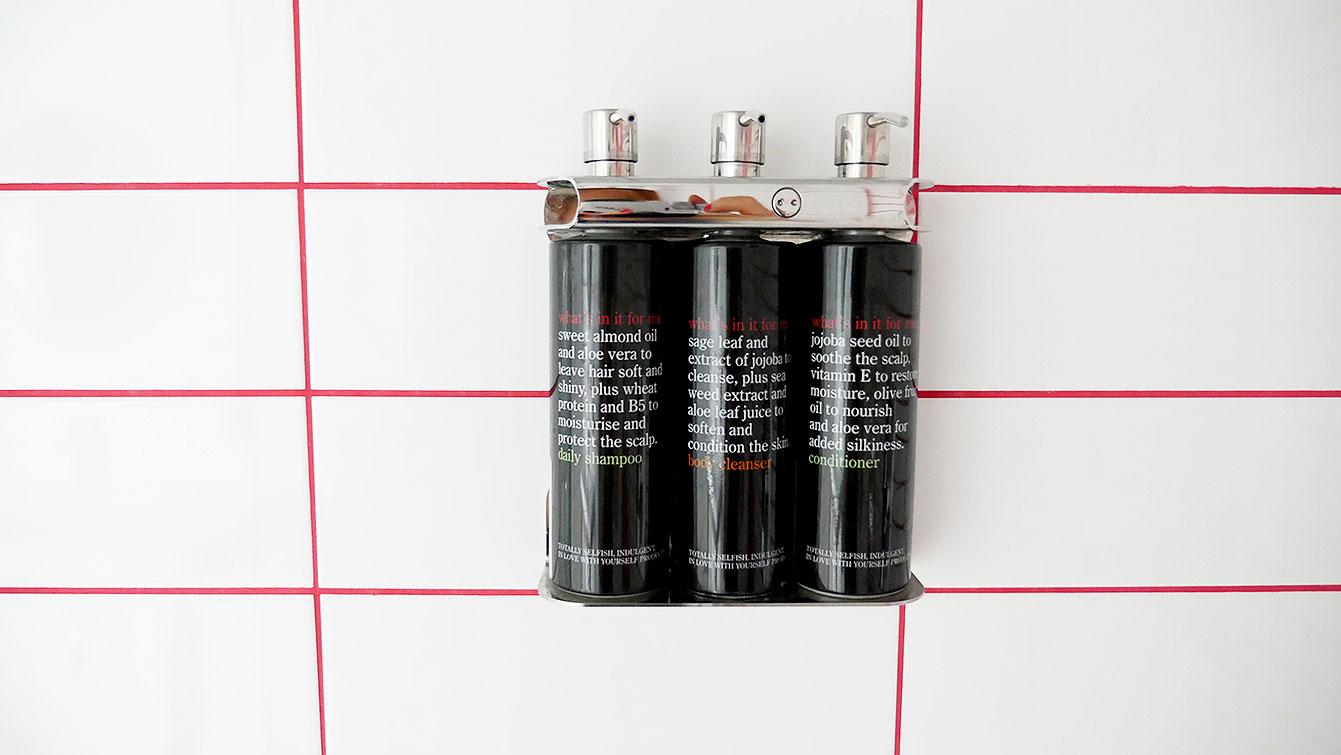 Design et joyeux l 39 h tel radisson red brussels for Salle de bain belgique