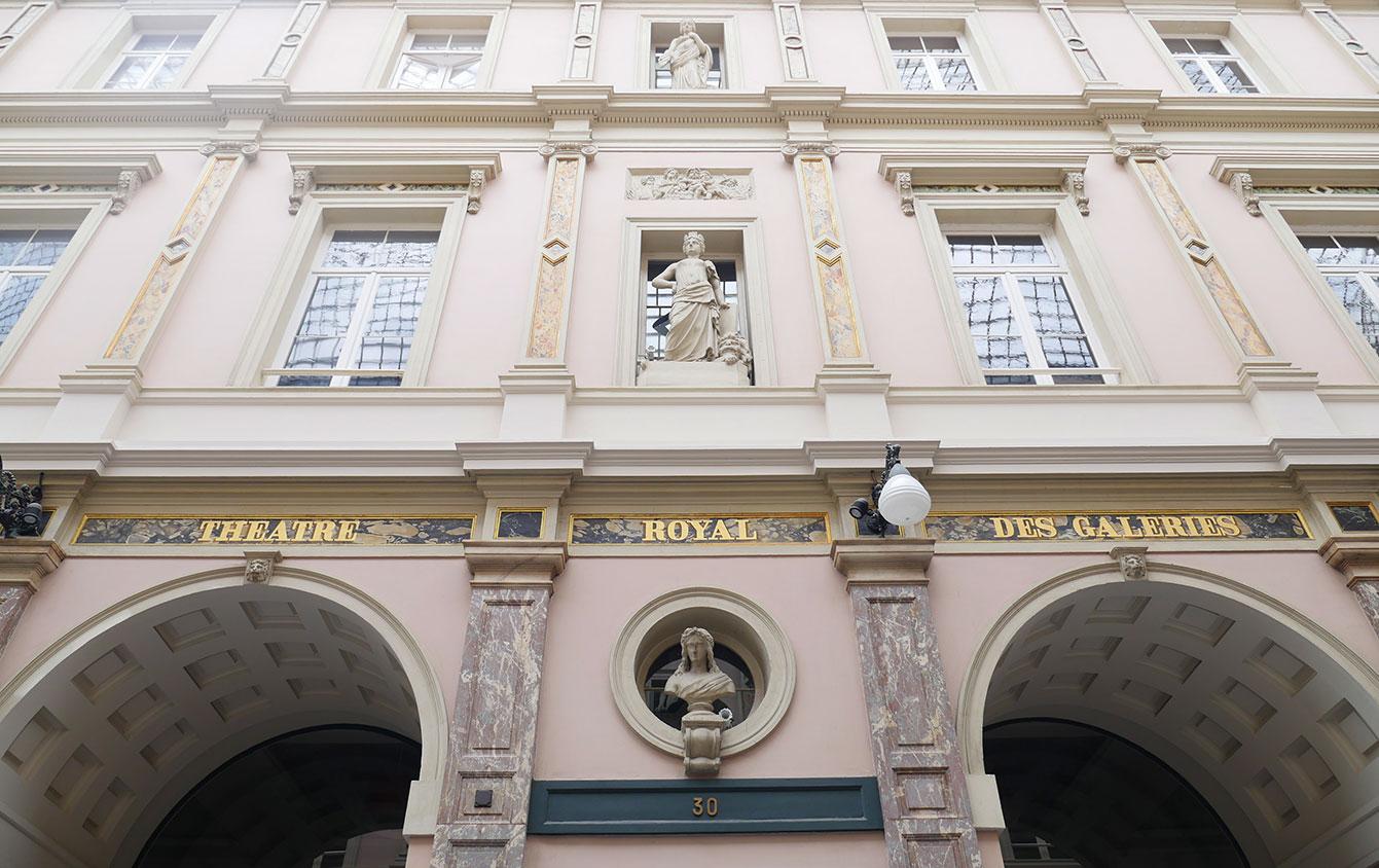 Théâtre Royal des Galeries, Bruxelles
