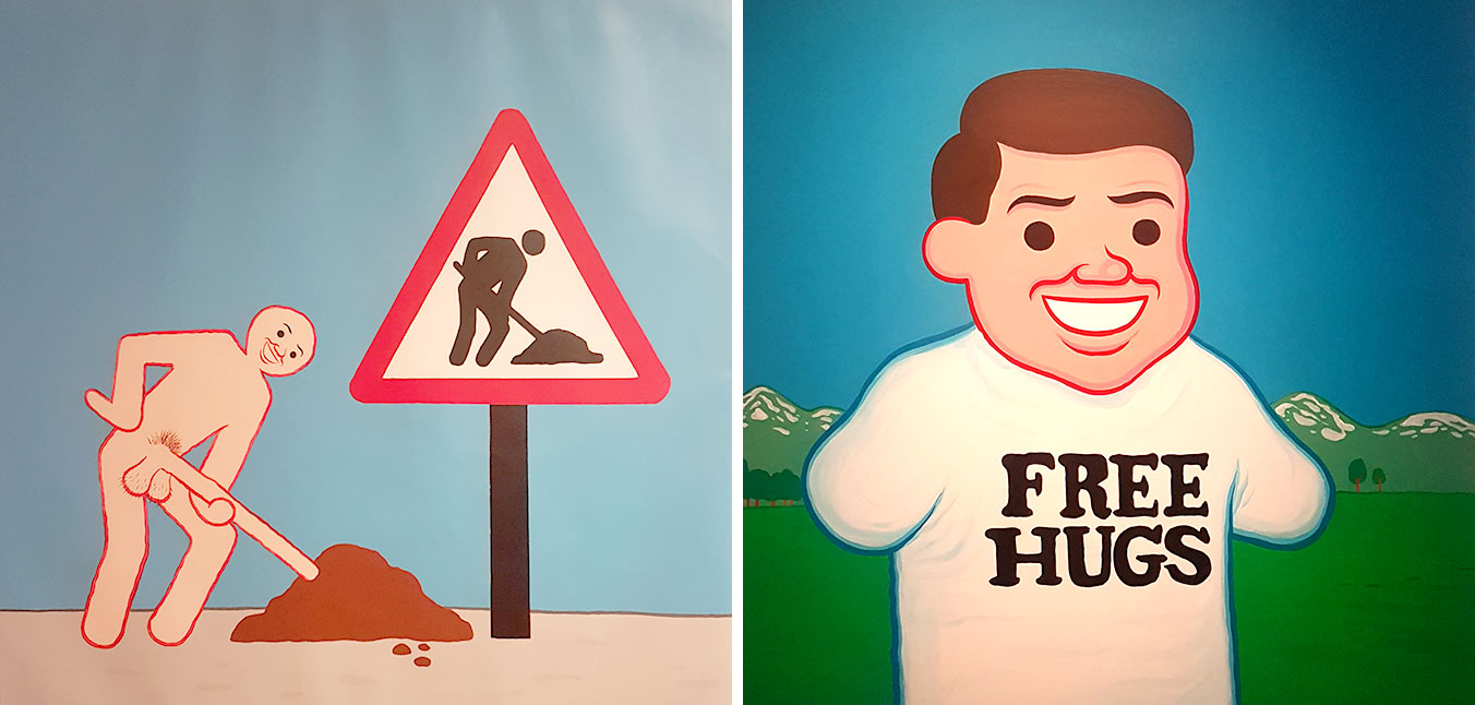 Joan Cornella, exposition Paris
