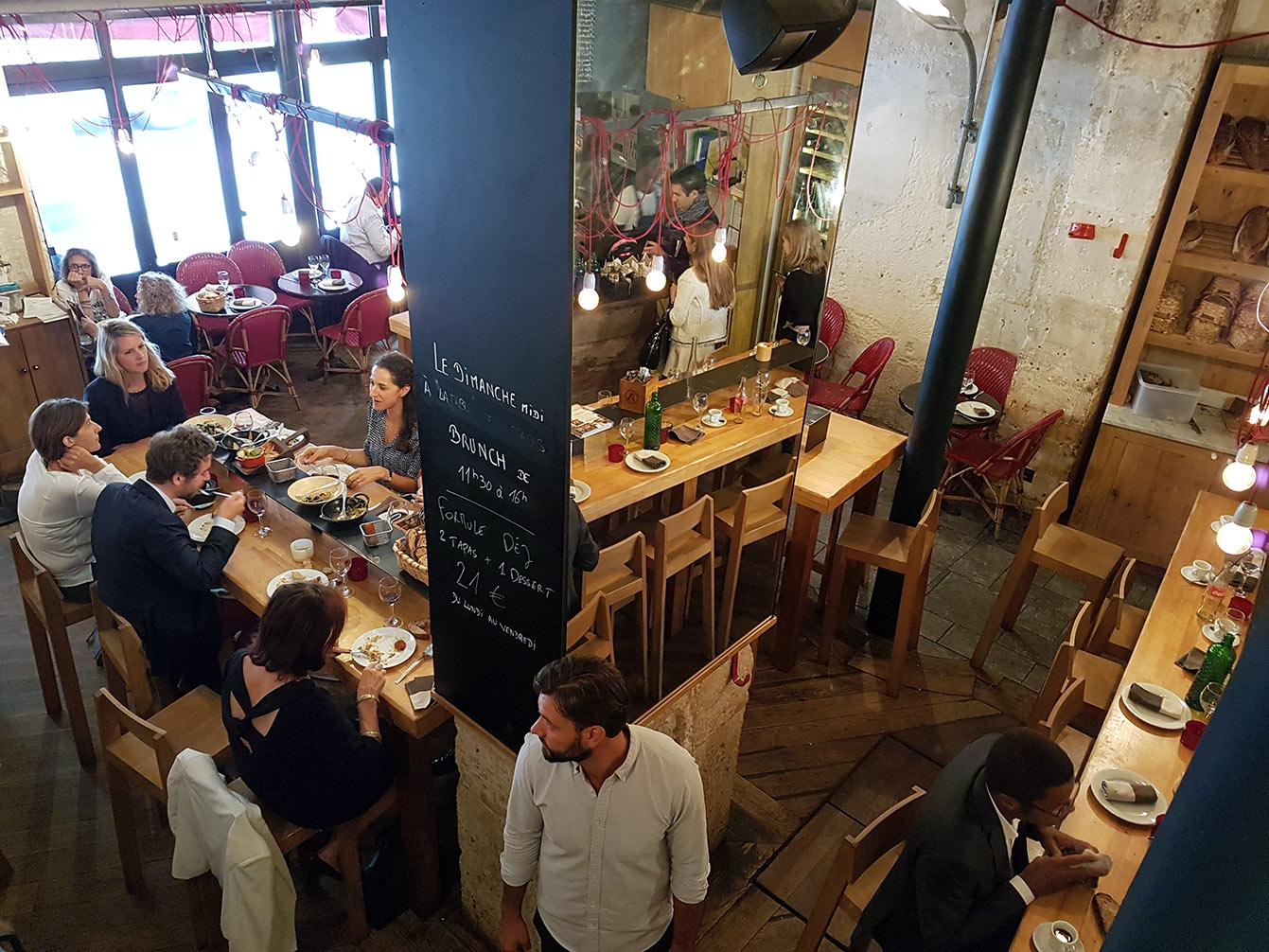 A Noste Restaurant Paris