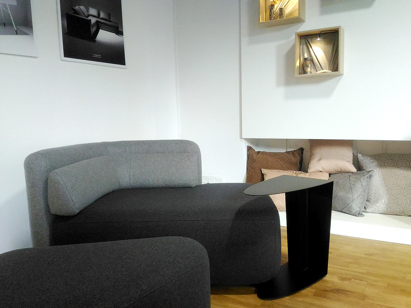 d co nouvelle collection automne hiver de boconcept. Black Bedroom Furniture Sets. Home Design Ideas