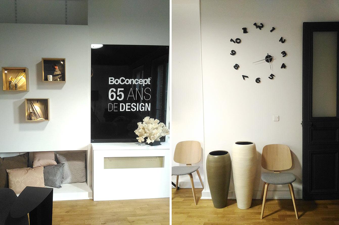 BoConcept, collection automne-hiver