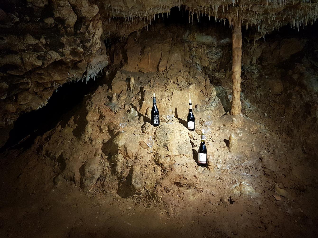 Grotte de Saint-Marcel, Ardèche