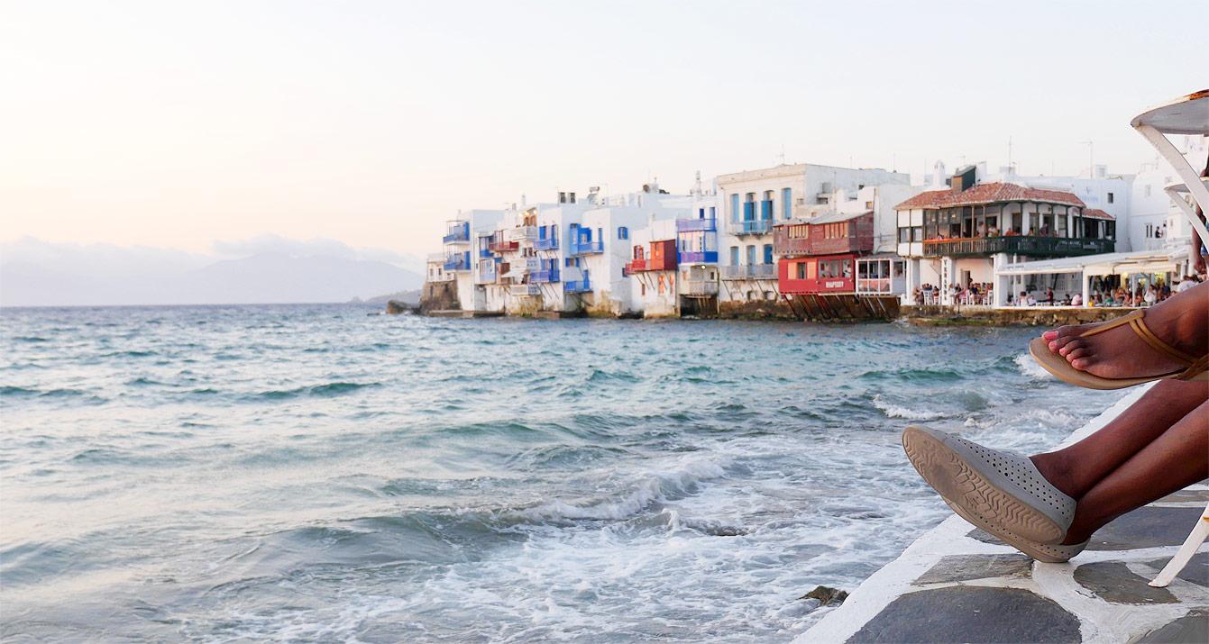 La petite Venise, Mykonos