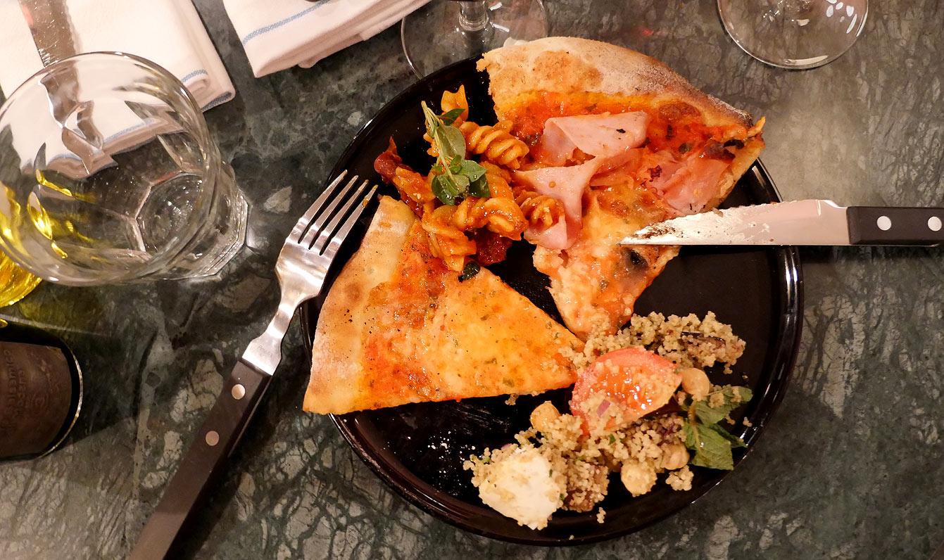 Little Nonna : pizzas sans gluten