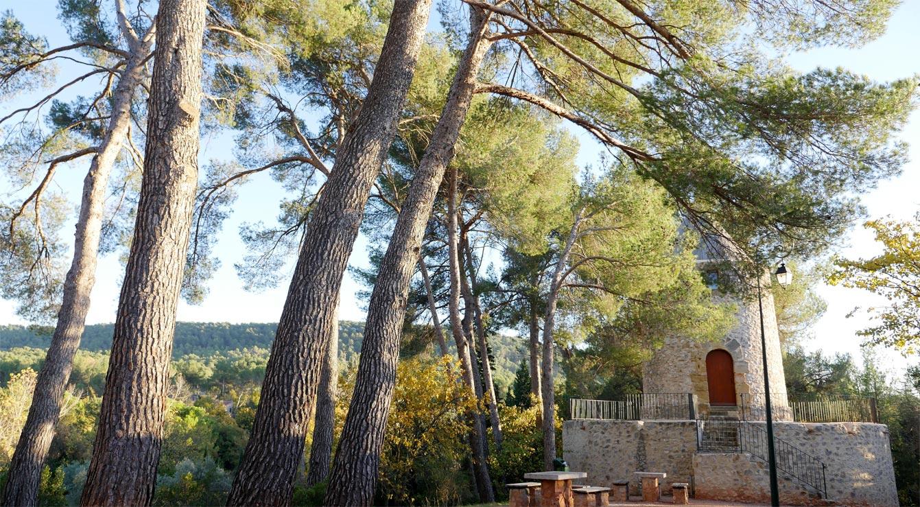 Le moulin Cézanne
