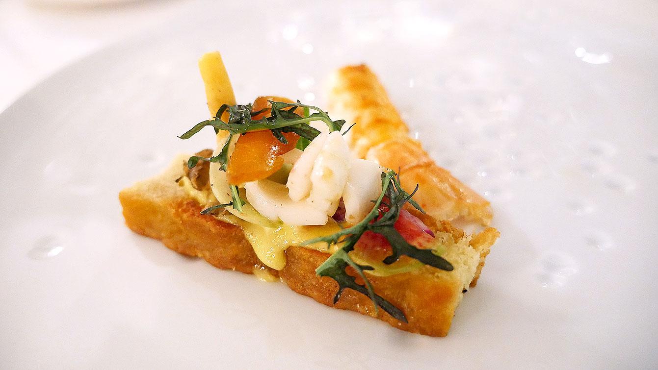 restaurant gastronomique Saint-Estève