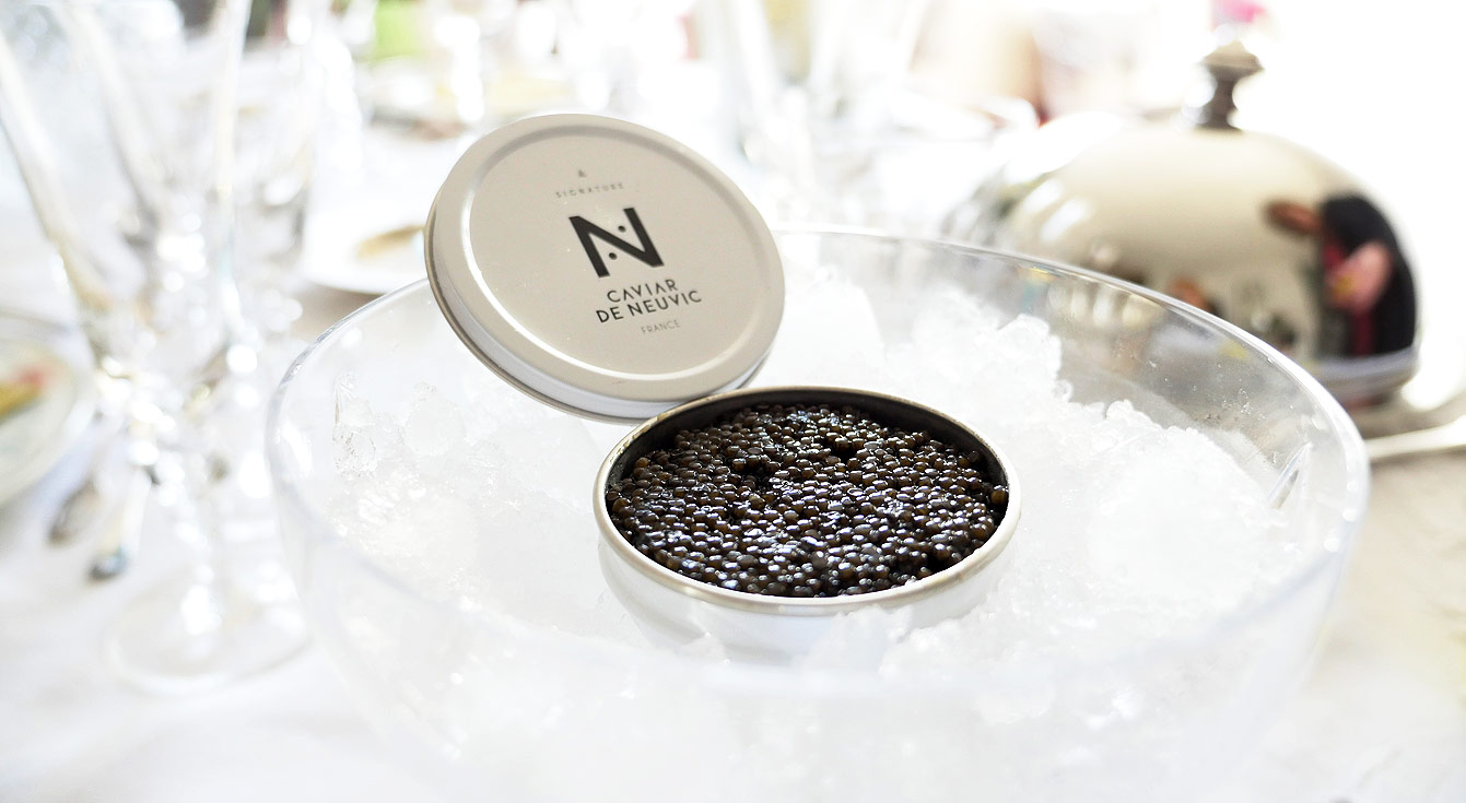 Le Caviar Baeri Signature