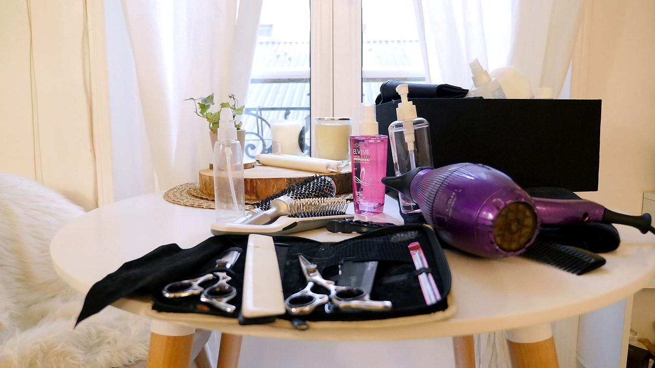 wecasa : test de coiffure à domicile
