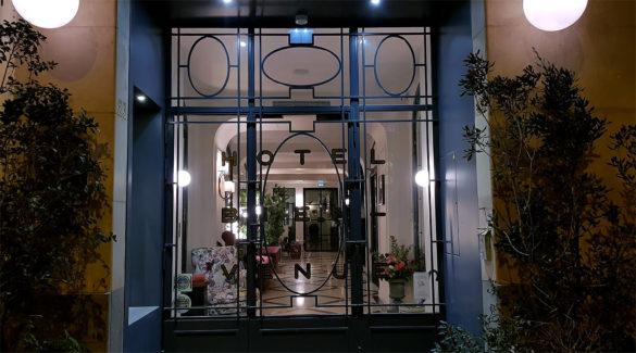 Quoi de neuf à Paris ? # 20 : Cluizel, Mabel, hôtel Bienvenue