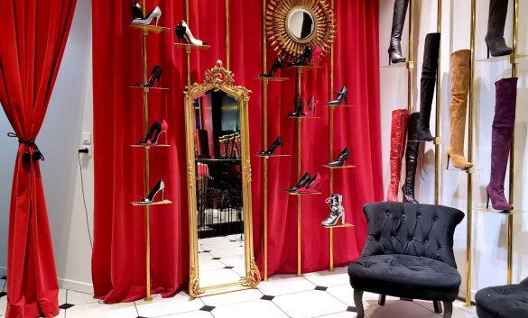 Quand tu cherches une paire d'escarpins confortables
